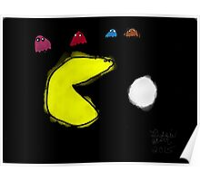 Pac-Man and the Ghosts  Poster