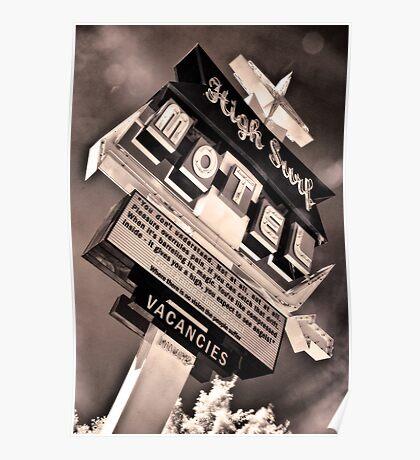 High Surf Motel Poster