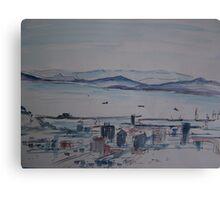 Cape Town. Canvas Print
