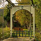 Wooden drawbridge 'The goose'  by steppeland