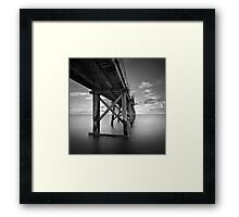 Depth Framed Print