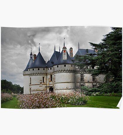 Chateau de Chaumont Poster