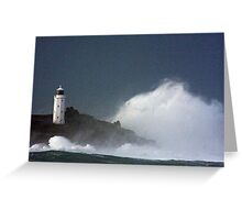Godrevy Lighthouse 3 Greeting Card