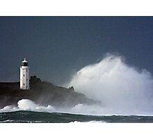Godrevy Lighthouse 3 Photographic Print