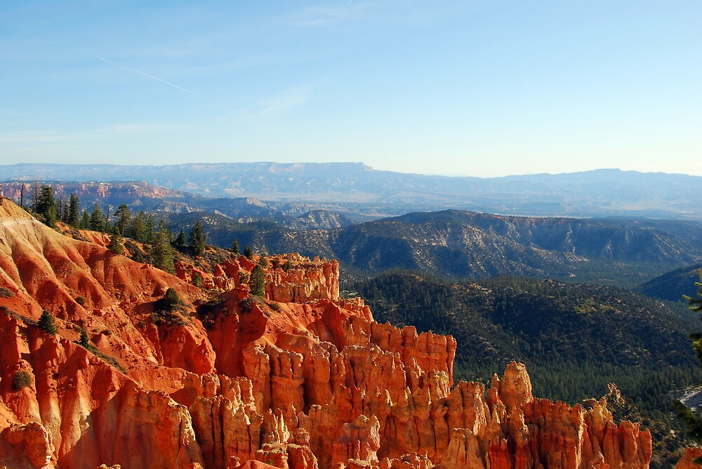 BRYCE CANYON , UTAH by Irvin Le Blanc
