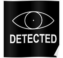 Detected Poster