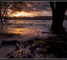 Windermere splash!! by Shaun Whiteman