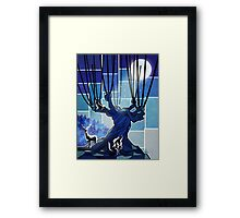 Mischief managed ! Framed Print