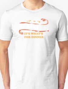Breakfast  Its Whats For Dinner Unisex T-Shirt