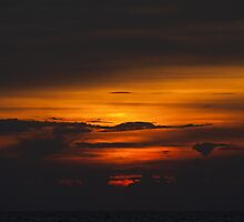 Sunset by brevans