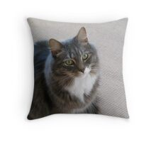 King Tuck Throw Pillow