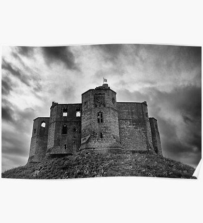 Warkworth Castle: Northumberland Poster