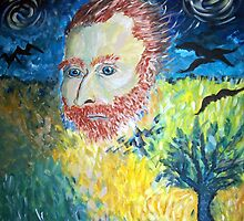 Vincent...you left us too soon! by TrixiJahn
