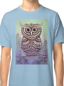 Rock-a-billy Ruru Blue Classic T-Shirt