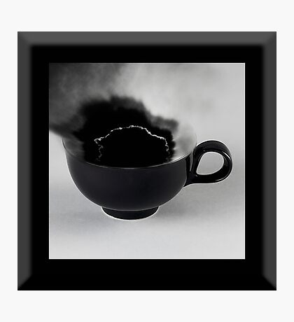 STORM IN A TEA-CUP Photographic Print