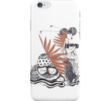 The Empress & The Golden Palm - Beatrice Ajayi iPhone Case/Skin