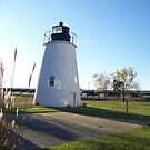 Piney Point Lighthouse Maryland by icesrun