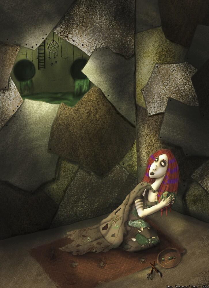 The Hath'Crilde by Carly Sheil