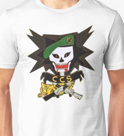 Macv-sog Command control South Unisex T-Shirt