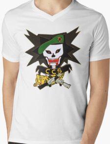 Macv-sog Command control South Mens V-Neck T-Shirt
