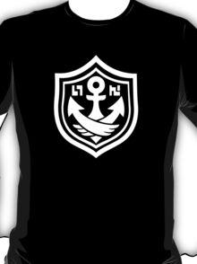 Splatoon SquidForce Black Anchor Tee T-Shirt