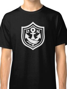 Splatoon SquidForce Black Anchor Tee Classic T-Shirt