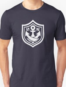 Splatoon SquidForce Black Anchor Tee Unisex T-Shirt