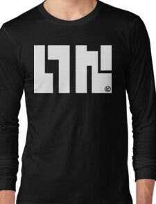 Splatoon SquidForce Black Tee Long Sleeve T-Shirt