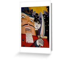 Wrath of the Nutcracker Greeting Card