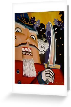 Wrath of the Nutcracker by Rory  Moorer