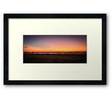 Moorooduc Plains Framed Print