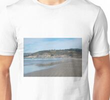 Warrington Beach - Dunedin, New Zealand Unisex T-Shirt