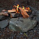 Round the Camp Fire by AnnDixon