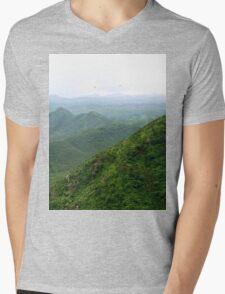 an unbelievable India landscape Mens V-Neck T-Shirt