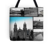 Newport, Vermont Tote Bag