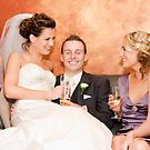 The Girls, OH and the groom! by Samantha Cole-Surjan
