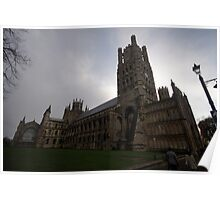 Ely Cathedral 3 Poster