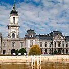 Festetics kastély (palace) by zumi