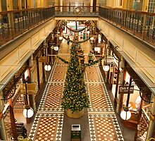 Adelaide Arcade, South Australia by SusanAdey