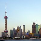 Chine 中国 - Shanghaï 上海 by Thierry Beauvir