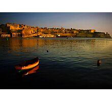 Valletta Point view Photographic Print