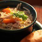 Day After Thanksgiving - Turkey Soup by eelsblueEllen