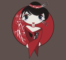 Geisha Girl by psygon