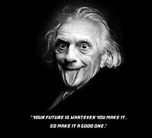 Doc Brown by Logia