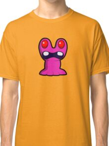 Cute Little Pink Monster Classic T-Shirt