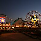 Disney&#x27;s California Adventure by Marcella Martinez