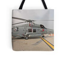 SH-60 Seahawk Helicopter Tote Bag