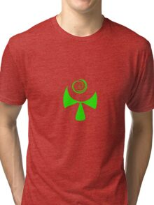 Guardian Abstract  Tri-blend T-Shirt
