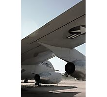Airplane Wing Photographic Print