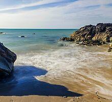 Ocean Breeze by Ian Mitchell